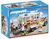 PLAYMOBIL 5541 Ambulance with Light and Sound by PLAYMOBIL