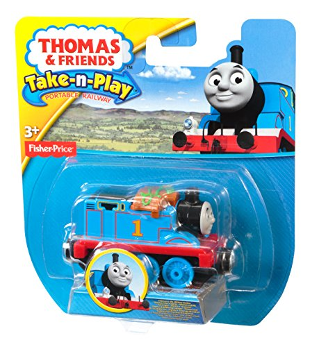 Fisher-Price Thomas The Train Take-N-Play Thomas & The Slithery Snakes Engine