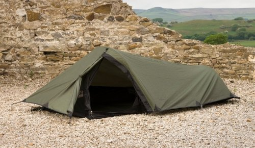 Snugpak Ionosphere 1 Person Tent, Olive Green front-697941