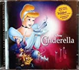 Disney's Cinderella Soundtrack w/bonus Tangled Ever After DVD