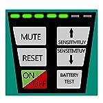 Halogen Leak Detector Refrigerant Gas Leak Detector with high sensitivity 3g/yr (0.1oz/yr) by Elitech (UK)