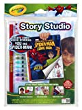 Crayola Story Studio Comic Maker Spiderman