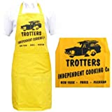 Trotters Independent Cooking Only Fools and Horses Novelty Apron. BBQ or Kitchen. Men & Women. Fantastic Gift!