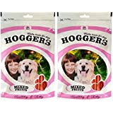 Hoggers Mix Fruits Sticks Dog Treats, 100 G, 2-Pack