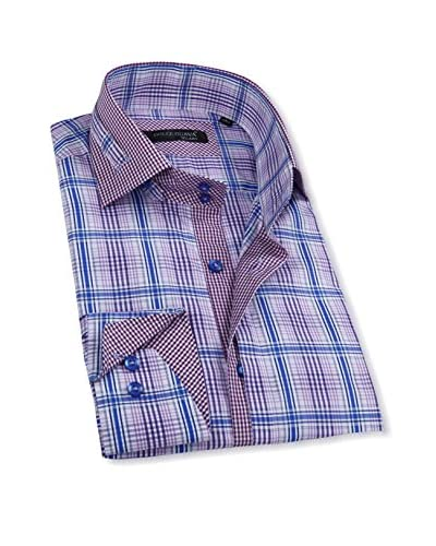 Dolce Guava Men's Plaid Shirt