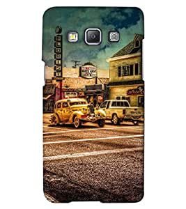 Impact Designs Back Cover for Samsung Galaxy A7
