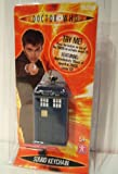 The Tardis 3d Sound Keyring - Doctor Who