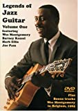 echange, troc Legends of Jazz Guitar, Vol. 1 [Import USA Zone 1]