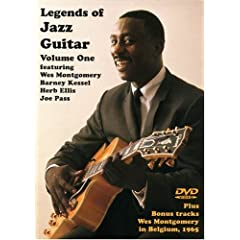 Legends of Jazz Guitar, Vol. 1