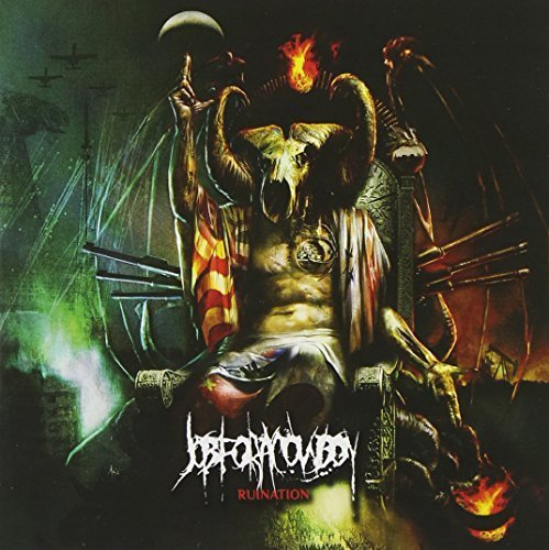 Ruination by JOB FOR A COWBOY (2009-07-07)