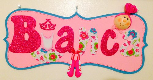 Children'S Personalized Name ~ Door Decor ~ Wall Decor front-84731