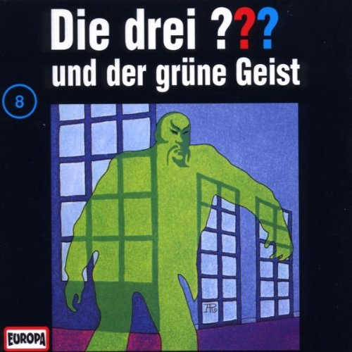 Die Drei ??? 008 Und Der Grüne Geist (Drei Fragezeichen). Cd