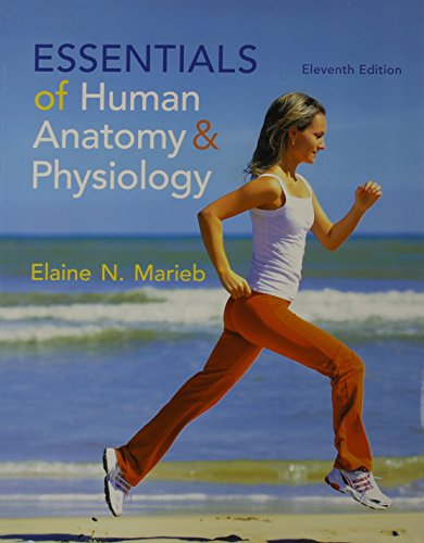 Essentials of Human Anatomy & Physiology & Essentials of Interactive Physiology 10-System Suite CD-ROM & MasteringA & P with Pearson eText - ValuePack. of Human Anatomy & Physiology Package