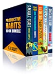 Productive Habits Book Bundle (Books...