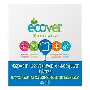 Ecover - 4002392 - Lessive - Poudre Universelle - 3 kg