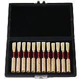 Soundman® Étui pour Anches de Hautbois (pour 12 anches (SORC-112))