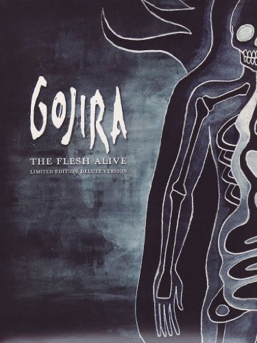 Gojira - The Flesh Alive (Limited Deluxe Edition) (2 Dvd+Cd+Poster)