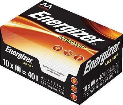 Energizer Batterie mignon 624760 VE40