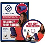 Full Body Foam Rolling DVD ✠ Training Videos On How To Use Foam Rollers For Full Body Self Massage (Self-Myofascial Relief), Recovery & Core Fitness Workouts (NTSC Version)
