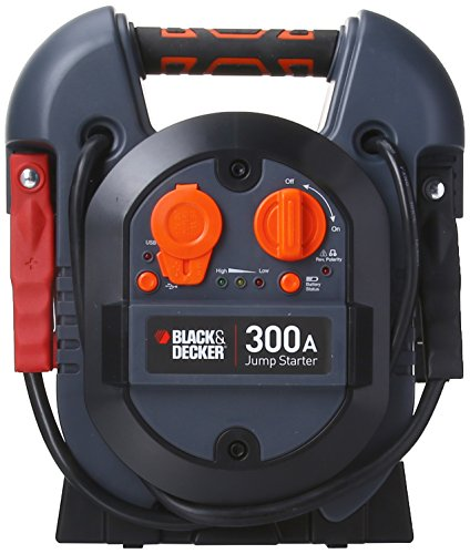 Black & Decker J312B 300 Amp Jump Starter