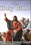 img - for The Holy Bible - American Standard Version book / textbook / text book