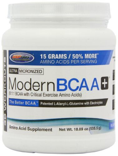 USP Labs Modern BCAA Plus Nutritional-Supplement, 18.89 Ounce prolab bcaa prolab plus 180капс