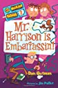 Mr. Harrison Is Embarrassin!