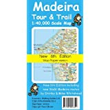 "Madeira Tour and Trail Map -paper Version (Tour & Trail Maps)von ""David Brawn"""