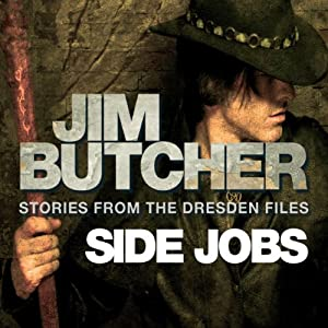 Side Jobs: Stories from the Dresden Files Audiobook