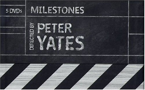 Milestones - Peter Yates (5 DVDs)