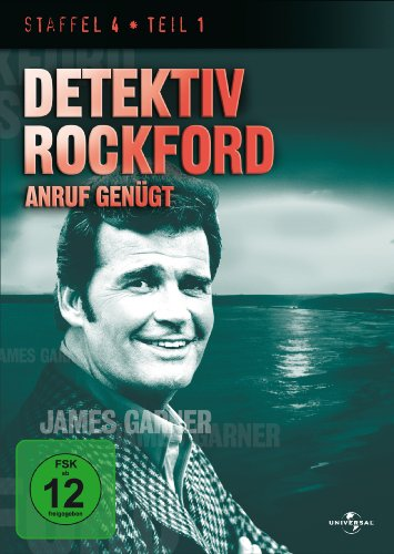 Detektiv Rockford - Staffel 4, Teil 1 [3 DVDs]
