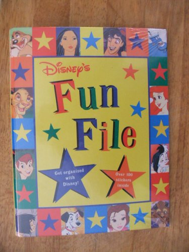 Disney's Fun File