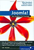 img - for Joomla!: Content-Management-Systeme einrichten und einsetzen. Inkl. Mambo (Galileo Computing) book / textbook / text book
