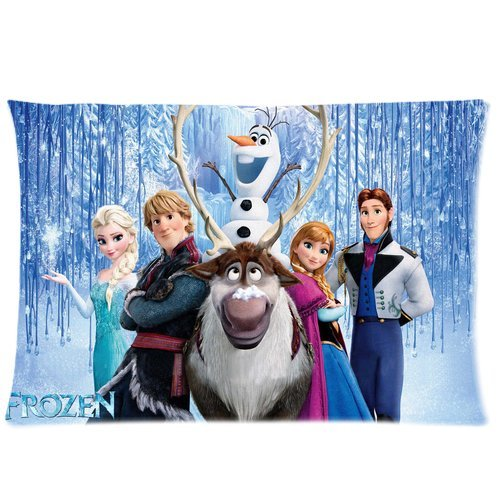 Pandora Star 3D Movie, Disney Frozen Custom Pillow Case