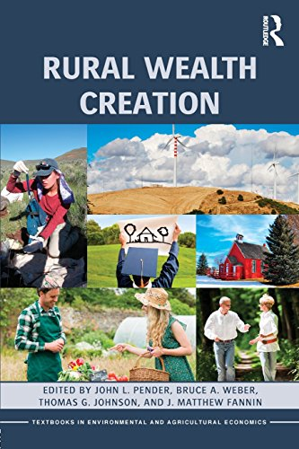 Rural Wealth Creation (Routledge Textbooks In Environmental And Agricultural Economics) front-721279