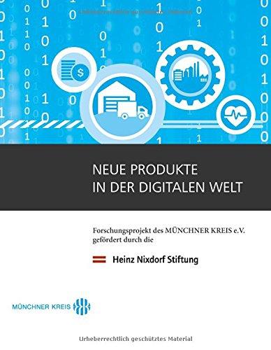 Buchcover: Neue Produkte in der digitalen Welt