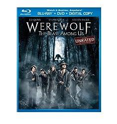 Werewolf: The Beast Among Us [Blu-ray]