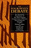 The Four-Seven Debate: An Annotated Translation of the Most Famous Controversy in Korean Neo-Confucian Thought (S U N Y Series in Korean Studies)