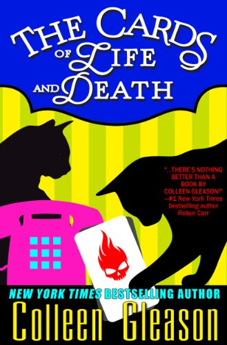 The Cards of Life and Death (Romantic Mystery) (Modern Gothic Romance #2) by Colleen Gleason