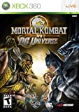 Mortal Kombat vs DC Universe for Xbox 360