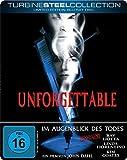 Unforgettable - Im Augenblick des Todes (Limited Edition Turbine Steel) [Blu-ray]