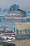 img - for Business, Environment, and Society: Themes and Cases (Work, Health and Environment Series) book / textbook / text book
