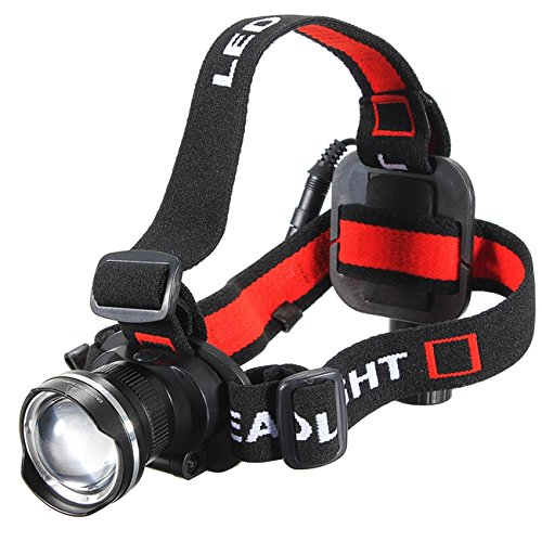 MyZenStore T6 LED Rechargeable Zoomable Bike Headlight Headlamp (Pontiac G8 Retainer compare prices)
