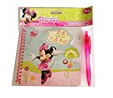 Disney minnie mouse Die Cut Mini Spiral Notebook with Pen