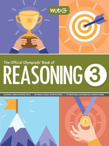 The Official Olympiads' Book of Reasoning : Class 3