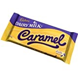 Cadbury Dairy Milk Caramel 120g (Box of 13)