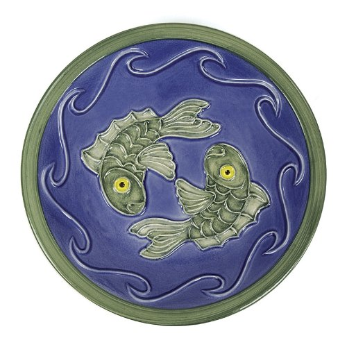Achla Designs Blue Fish Bowl