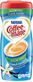 Coffee-mate French Vanilla, Sugar-Free Powdered Coffee Creamer, 10.2-Ounce Units (Pack of 6)