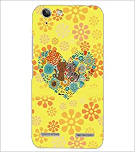 PrintDhaba Cartoon D-5997 Back Case Cover for LENOVO VIBE K5 (Multi-Coloured)