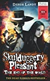 Derek Landy Skulduggery Pleasant: The End of the World by Landy, Derek World Book Day editi Edition (2012)
